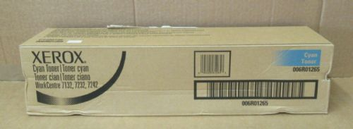 New Xerox 006R01265 Cyan Toner Cartridge 8000 Pages for WorkCentre7132 7232 7242